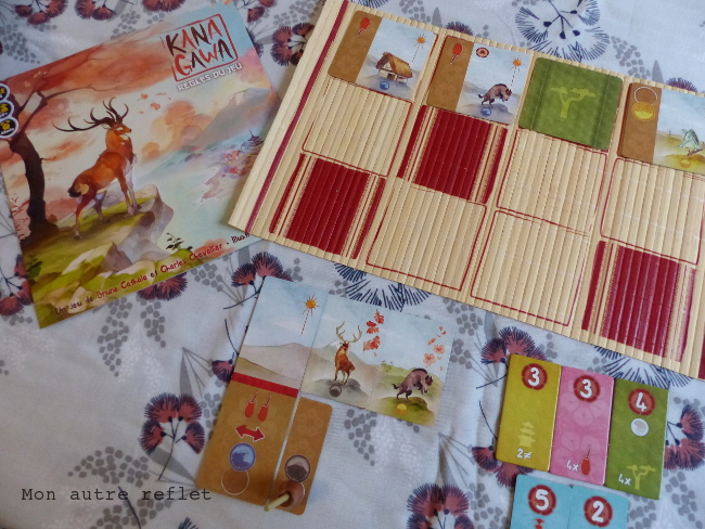 Jeu de stle japonais : Kanagawa
