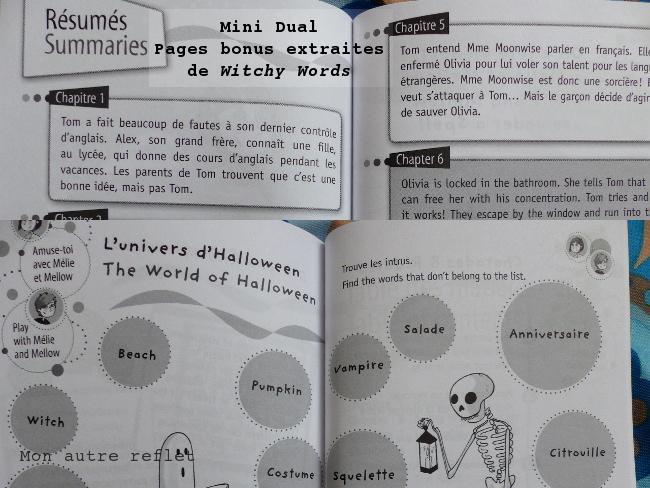 Lire en anglais début collège
