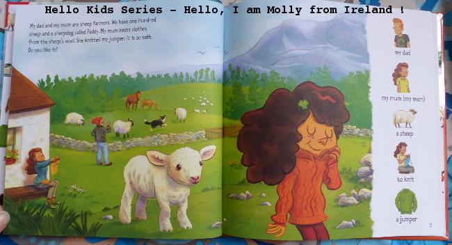 Livres en anglais pour la maternelle