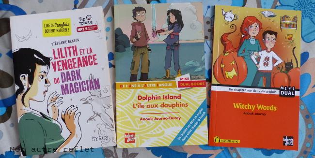 livre pour commencer à lire en anglais
