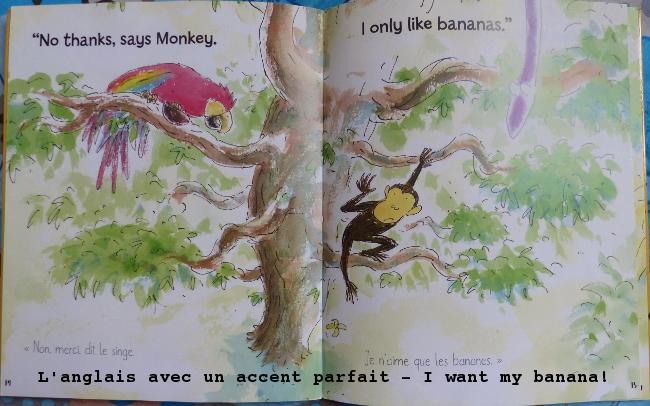 livres maternelle l'anglais avec un accent parfait