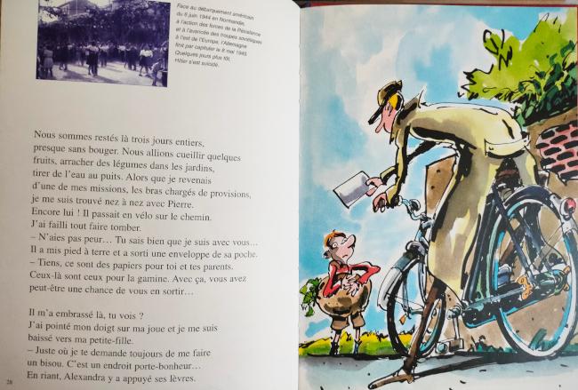 Documentaire la France sous Vichy