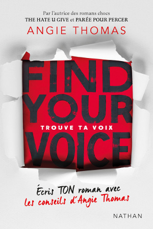 Avis find your voice angie thomas