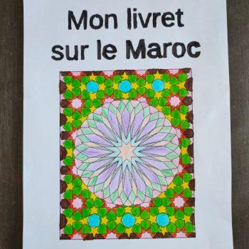 Coloriage marocain