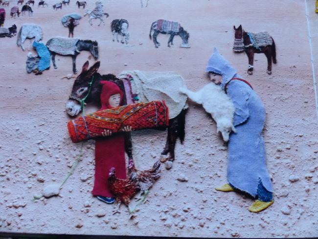 Extrait livre Miroir sur le Maroc et l'Australie