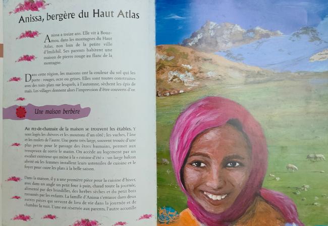livres sur le Maroc pour les 6-12 ans