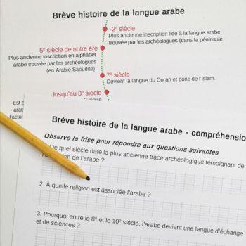 Apprendre à faire un résumé sur une biographie