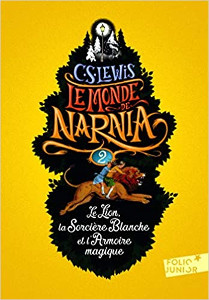 couverture Narnia